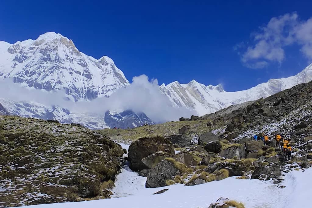 Welcome to Nepal Adventure Point!