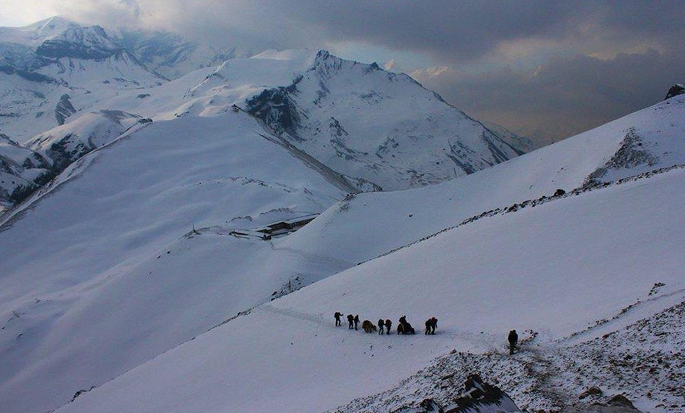 Trekking Peak Climbing Info