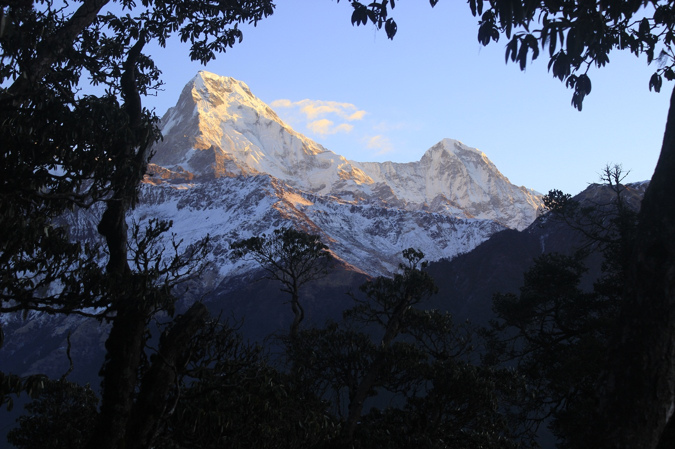 Short and Easy Treks in Nepal