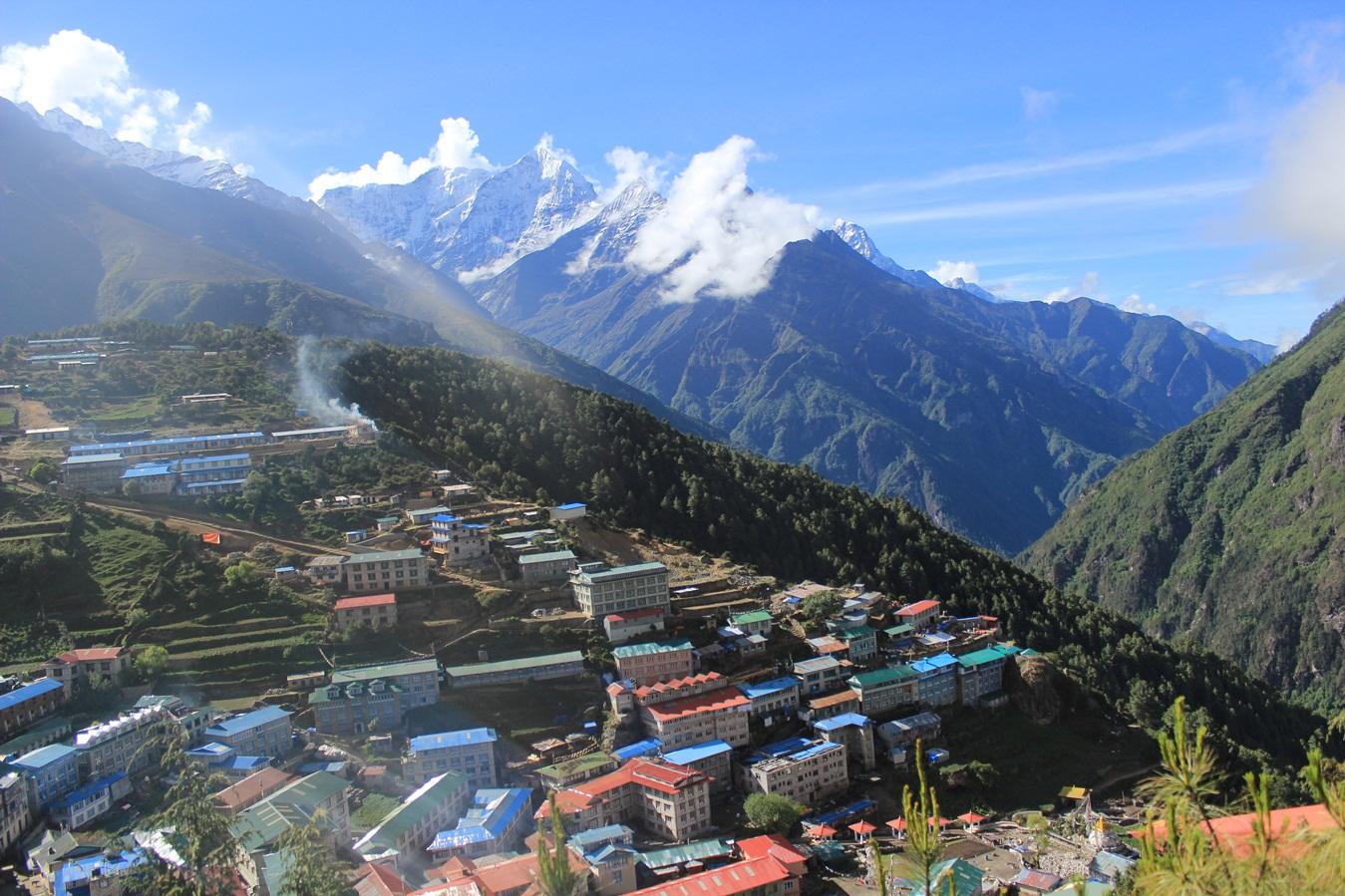Virgin Treks in Nepal