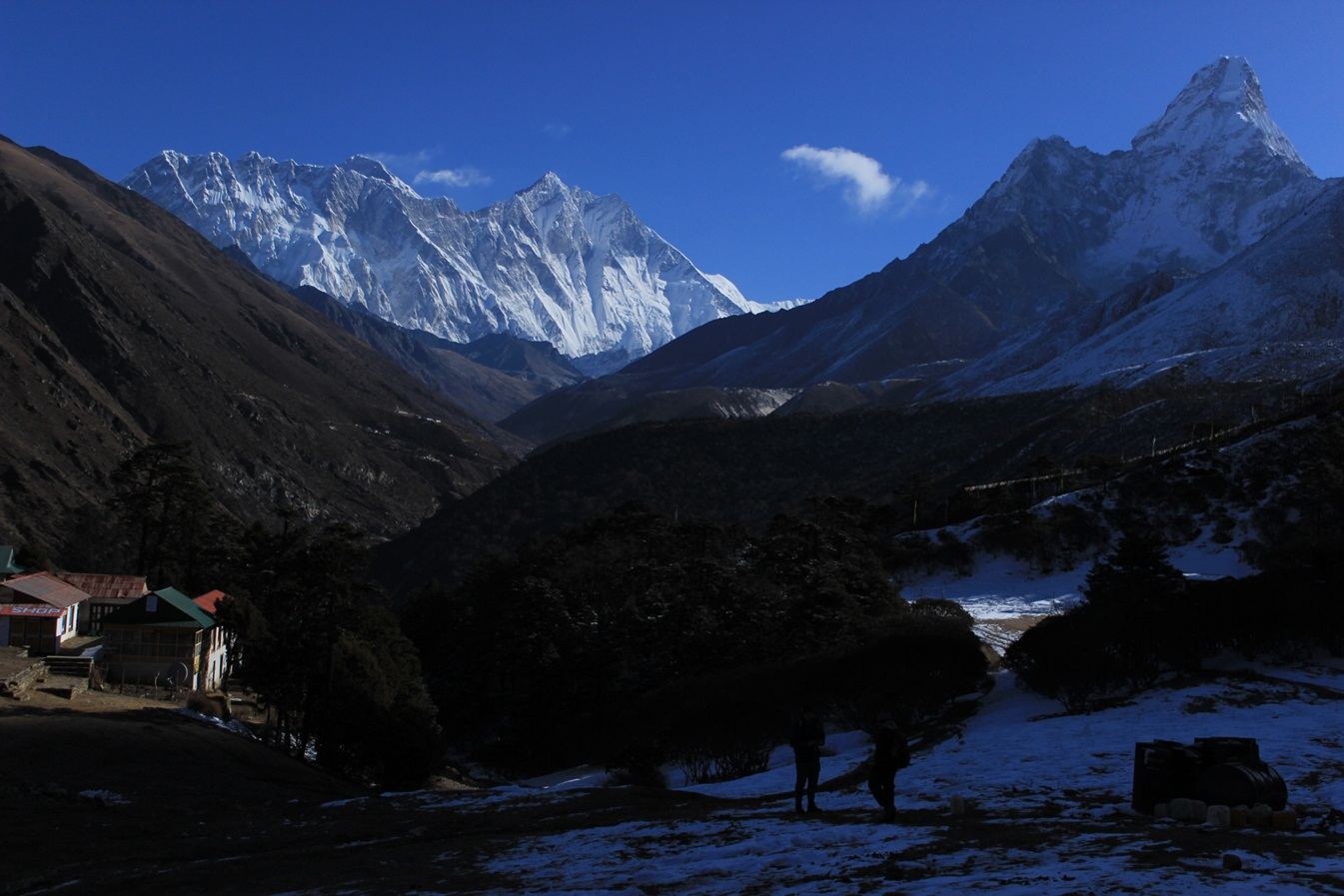Glimpse of Nepal Trek