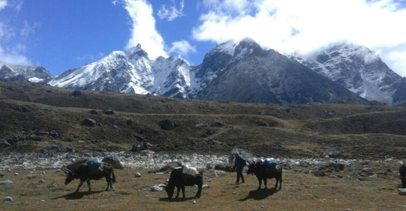 Langtang Horse Riding Trek