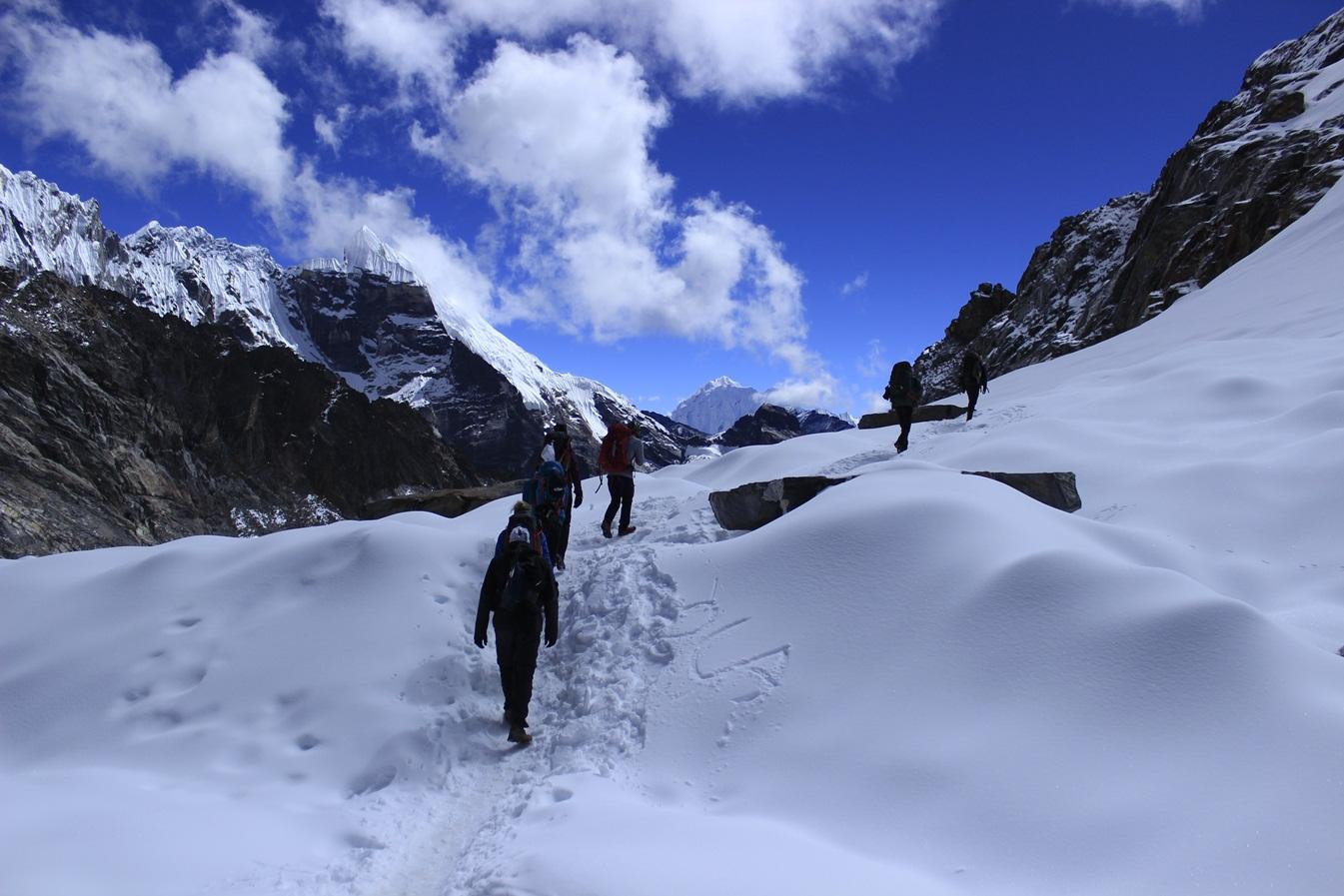Tashilacha Pass Trek