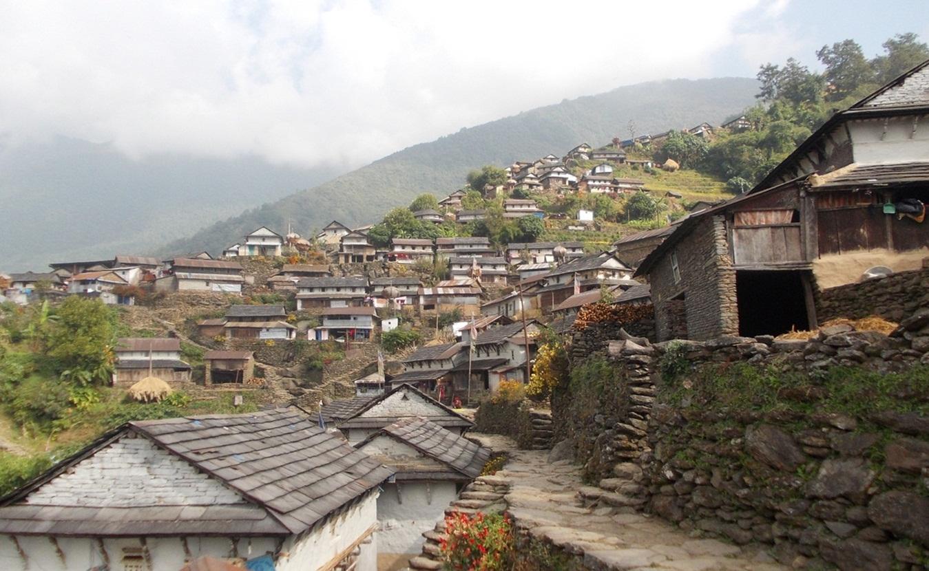 Annapurna Siklish Trek