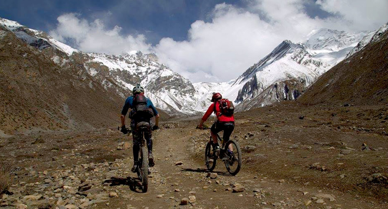 Around Annapurna Biking Tour