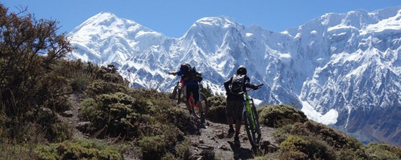 Glimpse of Nepal Biking Tour