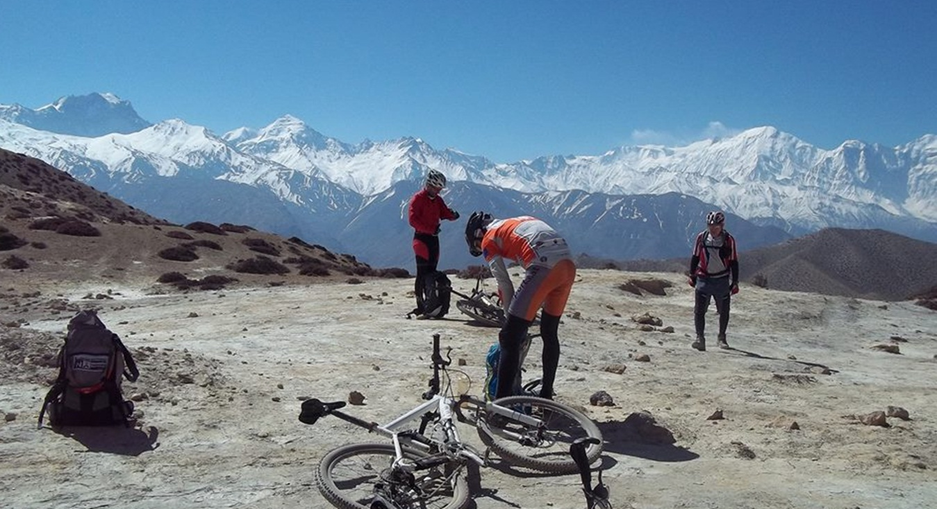 Experience Nepal Biking Tour