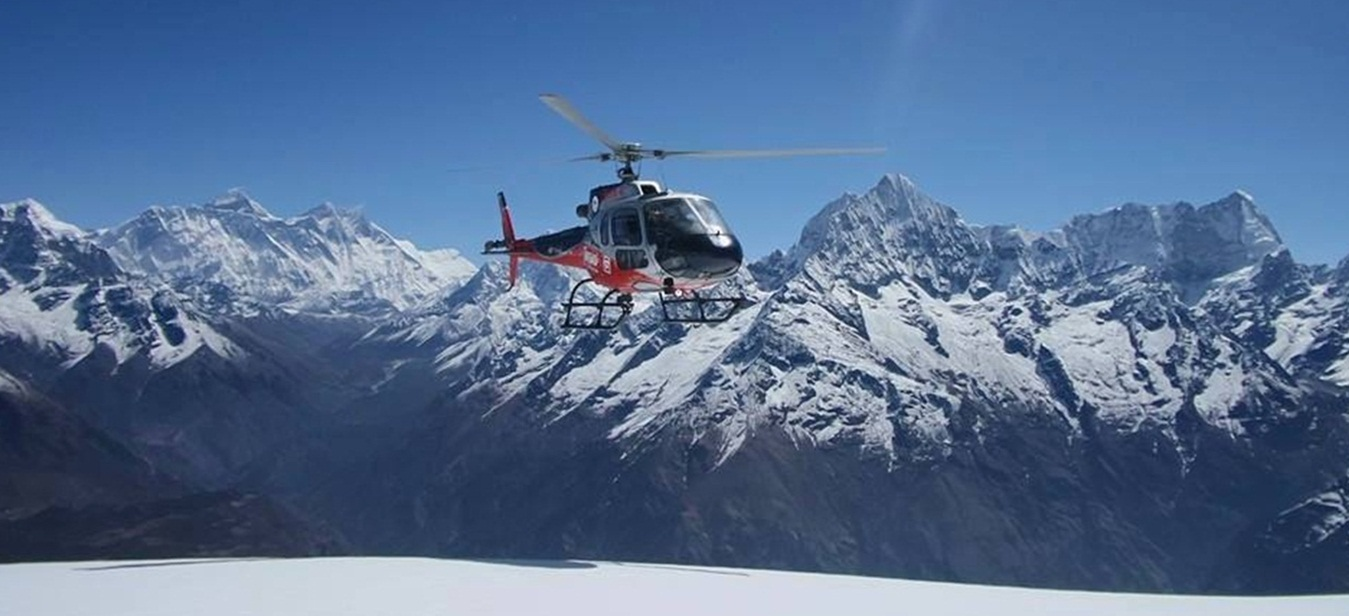 Kathmandu Valley Heli Tour