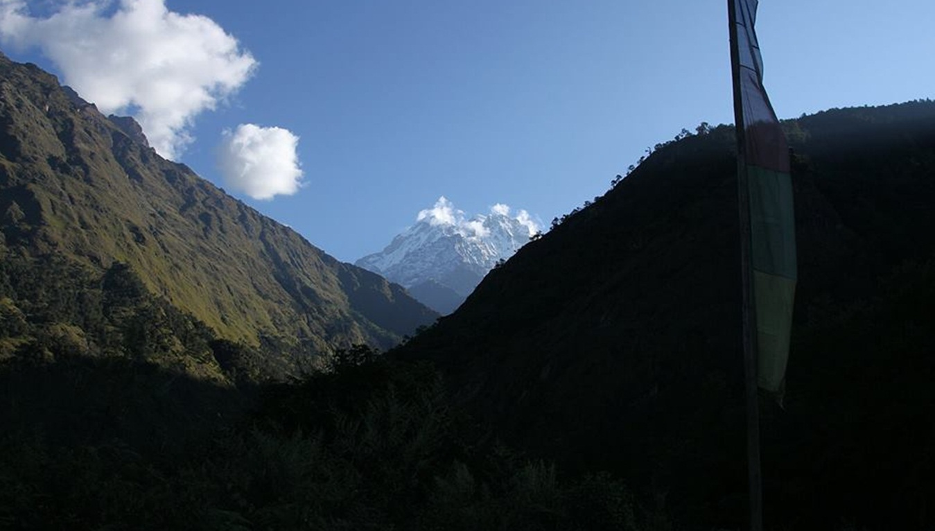 Lower Manaslu Trek