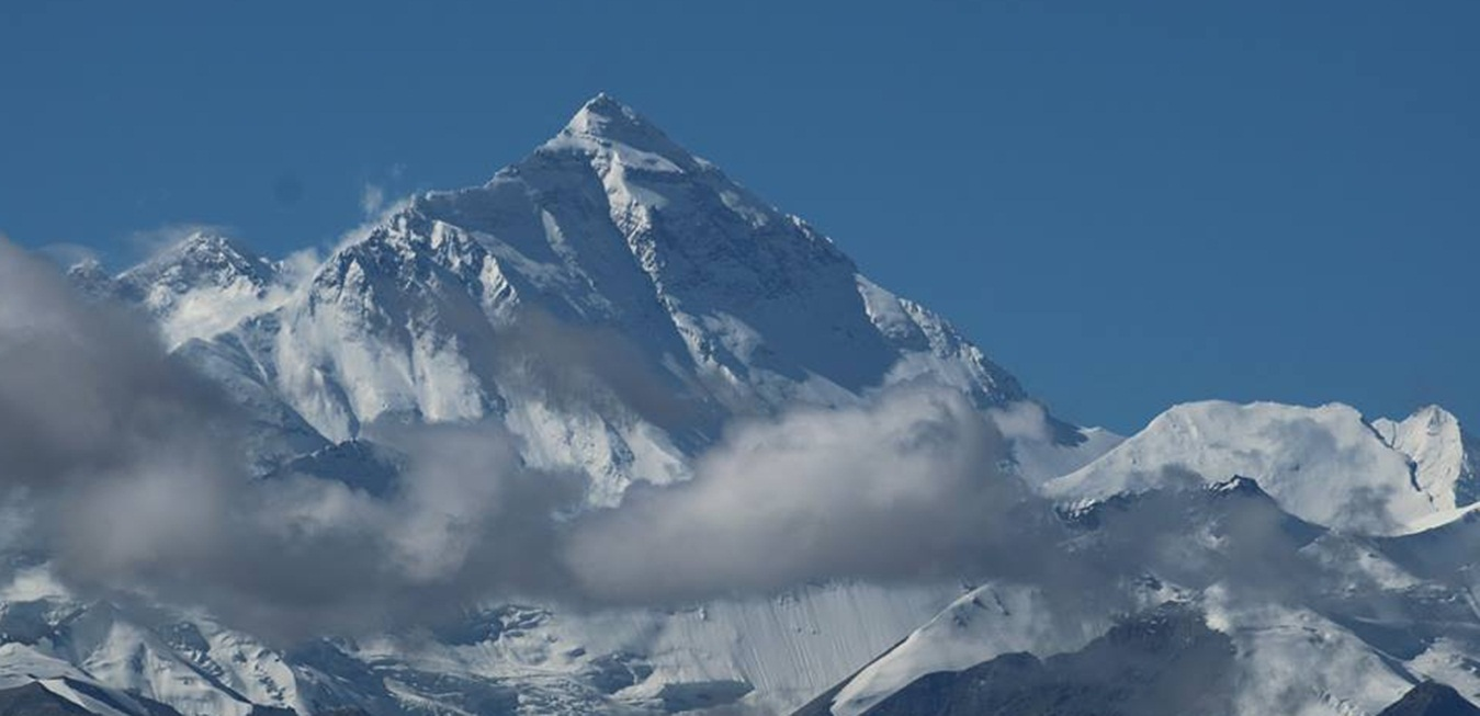 Mount Everest Expedition from Tibet
