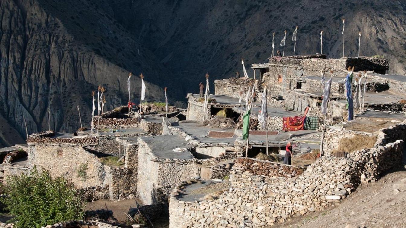 Narphu Valley and Annapurna Circuit Trek
